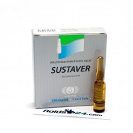 Sustaver 250 mg/ml 1 ml 5 ampoules - Buy Sustanon